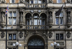 Hotel Russell, London Stock Photo