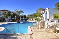 Hotel Sabena Marmara In Sharm-El-Sheikh Stock Photos