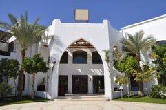 Hotel Sabena Marmara in Sharm-EL-Sceicco Fotografia Stock