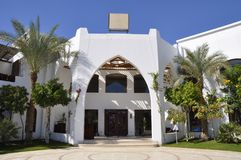 Hotel Sabena Marmara in Sharm-El-Sheikh Stock Photography