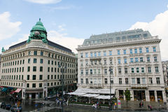 Hotel Sacher in Vienna Royalty Free Stock Image