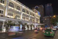 Hotel Saigon intercontinental (Ho Chi Minh City) Fotos de archivo