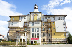 Hotel in Saints Constantine and Helena resort, Bulgaria Stock Photography