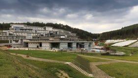 The Hotel Saliris Resort Spa in Egerszalok Royalty Free Stock Photo