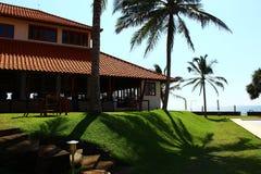 Hotel Saman Villas Stock Photo