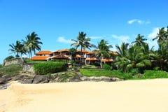 Hotel Saman Villas op de rots Royalty-vrije Stock Fotografie