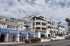 Hotel San Clemente, CA Royalty Free Stock Images