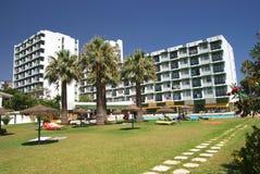 Hotel San Fermin Immagine Stock