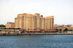 Hotel. In San Juan Stock Image