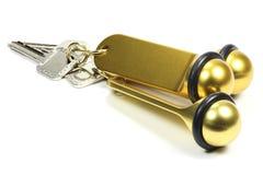 Hotel-Schlüssel Lizenzfreies Stockfoto