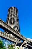 Hotel Seattle Washington de Westin Imágenes de archivo libres de regalías