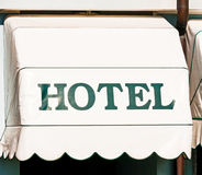 Hotel Fotografia Stock Libera da Diritti
