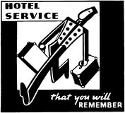 Hotel Service Royalty Free Stock Image