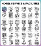 Hotel Service & Facilities Stock Image