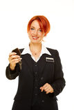 Hotel service people Royalty Free Stock Image