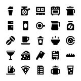 Hotel Services Vector Icons 8 Royalty Free Stock Images