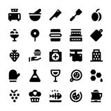 Hotel Services Vector Icons 11 Stock Image