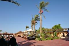 Hotel. Sharm-El-Sheikh. Royalty Free Stock Image