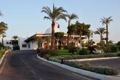 Hotel. Sharm-El-Sheikh. Stock Photos