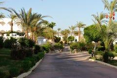 Hotel. Sharm-El-Sheikh. Royalty Free Stock Photo