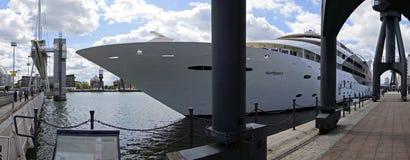 Hotel Ship Royalty Free Stock Photo