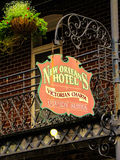 Hotel Sign 1 Royalty Free Stock Photo