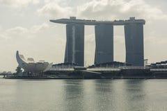 Hotel a Singapore Fotografia Stock Libera da Diritti