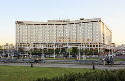 Hotel Slavic Europe Square. Stock Photography