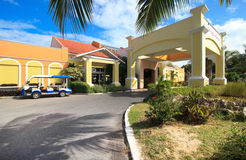 Hotel Sol Cayo Guillermo. Cuba Royalty Free Stock Images