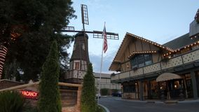 Hotel Solvang del mesón de Kronborg metrajes