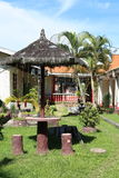 Hotel in Sorong Royalty Free Stock Photo