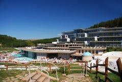 Hotel SPA Stock Foto's