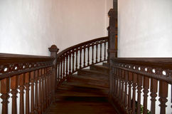 Hotel staircase Stock Image