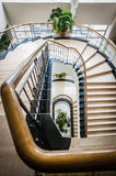 Hotel Staircase Stock Photography