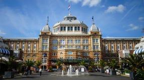 Hotel Steingenberger Kurhaus, Den Haag Stockbild