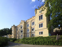 Hotel Stekl in Hluboka nad Vltavou. Royalty Free Stock Photos