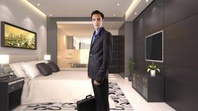 Hotel Suite Stock Image