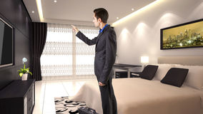 Hotel Suite Royalty Free Stock Images