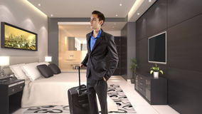 Hotel Suite Stock Images
