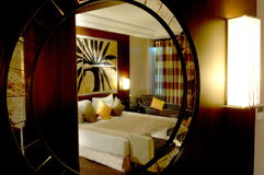 hotel suite2 obraz royalty free