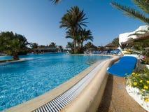 Hotel-Swimmingpool   Stockbild
