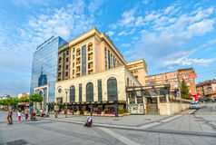 Hotel Swiss Diamond Prishtina Stock Images