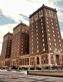 The Hotel Syracuse Royalty Free Stock Photo