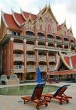 Hotel in Tailandia Immagini Stock Libere da Diritti