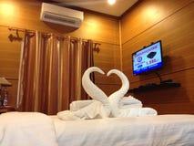 Hotel in Tailandia immagini stock