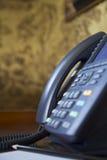 Hotel Telephone stock photography