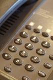Hotel telephone Stock Image