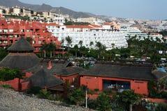 Hotel on Tenerife Stock Photos