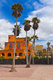 Hotel in Tenerife island - Canary Royalty Free Stock Image