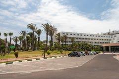Hotel territory Stock Photo